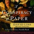 From Variety – Warner Bros has snapped up the rights to David Liss' mystery novel, AConspiracyof Paper, for Scott Free to produce. Danny Strong (Recount) is set to adapt the […]