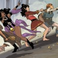 Book Jacket: Who are the Rat Queens? A pack of booze-guzzling, death-dealing battle maidens-for-hire, and they're in the business of killing all god's creatures for profit. It's also a darkly […]