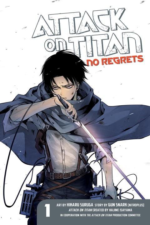 Attack on Titan: No Regrets (OVA) - trailer