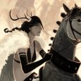 Book Jacket: From critically acclaimed creator Natasha Alterici (Gotham Academy) comes an Nordic fantasy adventure that defies conventions and expectations. Aydis is a viking, a warrior, an outcast, and a […]